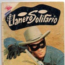 BDs: LLANERO SOLITARIO # 75 NOVARO 1959 SECRETO SELLADO BUEN ESTADO. Lote 43321964