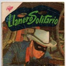 Tebeos: LLANERO SOLITARIO # 84 NOVARO 1960 LA NUEVA ARMA, MUY BUEN ESTADO. Lote 43321967