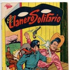 Livros de Banda Desenhada: LLANERO SOLITARIO # 90 NOVARO 1960 GUARIDA DE CUATREROS, MUY BUEN ESTADO. Lote 43321981