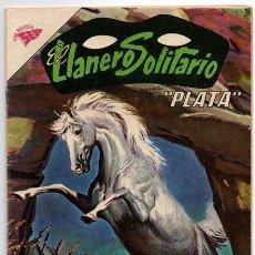 BDs: LLANERO SOLITARIO # 96 NOVARO 1961 PLATA & LA TRAMPA, MUY BUEN ESTADO. Lote 43321982