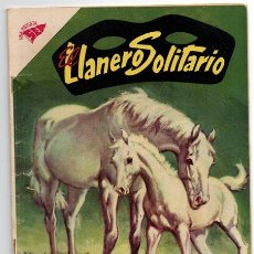 Tebeos: LLANERO SOLITARIO # 102 NOVARO 1961 EL NACIMIENTO DE UN PRINCIPE, MUY BUEN ESTADO. Lote 43321983