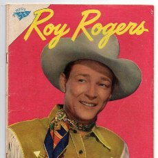 Tebeos: ROY ROGERS # 102 NOVARO 1961 TIGRE & EL VALLE PERDIDO MUY BUEN ESTADO. Lote 43368796