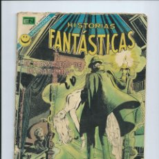 Tebeos: HISTORIAS FANTASTICAS ED. NOVARO Nº 297 (1972). Lote 43376714