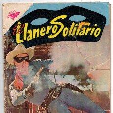 BDs: LLANERO SOLITARIO # 100 NOVARO 1961 UN DISFRAZ EFECTIVO & EL JOVEN HALCON. Lote 43392710