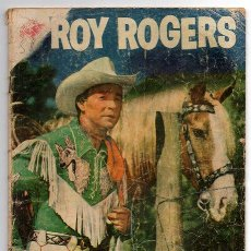 Tebeos: ROY ROGERS # 66 NOVARO 1958 TIGRE LA BANDA DE LAWSON, CUENTOS DEL AMIGO CARLOS. Lote 43409777