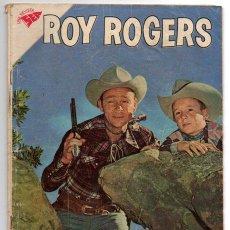 Giornalini: ROY ROGERS # 105 NOVARO 1961 TIGRE & CAUTIVO DE LOS SALVAJES, DALE EVANS BUEN ESTADO. Lote 43410199