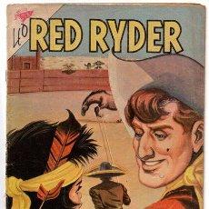 Tebeos: RED RYDER # 99 NOVARO 1963 & DUQUESA BUEN ESTADO CON DETALLES. Lote 43566032