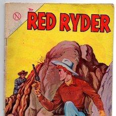Tebeos: RED RYDER # 112 NOVARO 1964 FALSOS HERMANOS & AVENTURA EN EL SUR. Lote 43575449