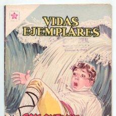 Tebeos: VIDAS EJEMPLARES - Nº 146 - SAN ANTONIO MARÍA CLARET - ED. RECREATIVAS MEXICO - 1963. Lote 43606577