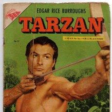 Tebeos: TARZAN # 37 NOVARO 1954 FOTO EN TAPA LEX BARKER BUEN ESTADO. Lote 43671004