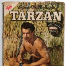 Giornalini: TARZAN # 71 NOVARO 1957 GORDON SCOTT EN TAPA LA HERMANDAD DE LA LANZA, BUEN ESTADO. Lote 43671151