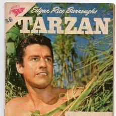 Tebeos: TARZAN # 89 NOVARO 1959 GORDON SCOTT LOS PRISIONEROS DE CASTRUM MARE, LA HERMANDAD DE... EXCELENTE. Lote 43682622