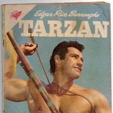 Tebeos: TARZAN # 87 NOVARO 1959 GORDON SCOTT EN TAPA, LAS AVISPAS GIGANTES MUY BUEN ESTADO. Lote 43687280