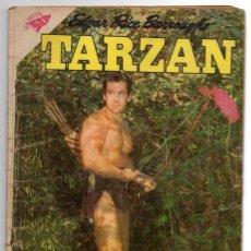Giornalini: TARZAN # 92 NOVARO 1959 GORDON SCOTT EN TAPA & BOY, EL TELAR DE TIMBO BUEN ESTADO. Lote 43687324