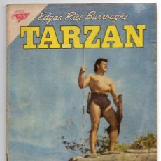 Tebeos: TARZAN # 94 NOVARO 1959 GORDON SCOTT EN TAPA & BOY, OM-MAT DE PAL-UL-DON BUEN ESTADO. Lote 43687331