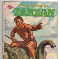 Tebeos: TARZAN # 143 NOVARO 1963 EL GALEOTE & TARZAN LIBERTA A SUS AMIGOS, BUEN ESTADO. Lote 43724422