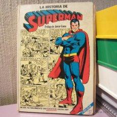Tebeos: SUPERMAN LA HISTORIA . Lote 43749045