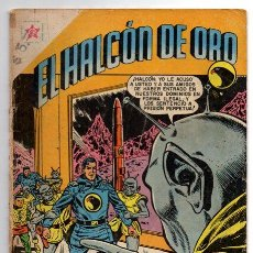 Tebeos: EL HALCON DE ORO # 10 NOVARO 1958 BLACKHAWK LA ACUSACION DEL PLANETA VENUS BUEN ESTADO. Lote 44126890