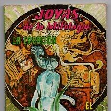 Tebeos: JOYAS DE LA MITOLOGIA LIBROCOMIC # 2 NOVARO 1973 - 64 PAG LA CREACION & EL TRIUNFO DE LOS .. EXCELEN. Lote 44146005