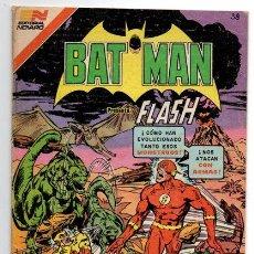 Tebeos: BATMAN # 3-8 NOVARO 1981 FLASH & FLASHITO IRV NOVICK EL DOMINIO DE LOS DRAGONES RE-EDICION EXCELENTE. Lote 44166590