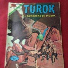 Tebeos: TUROK - EL GUERRERO DE PIEDRA NUMERO 33 BUEN ESTADO REF.25. Lote 44225926