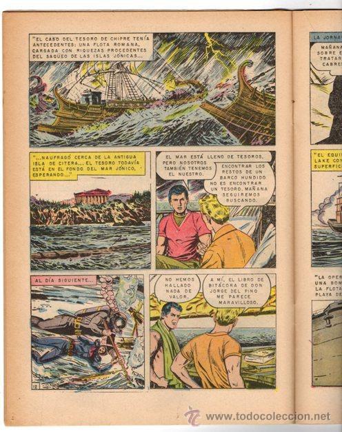Tebeos: GRANDES VIAJES # 52 CORRERIAS POR LAS ANTILLAS NOVARO 1967 IMPECABLE - Foto 2 - 44226065