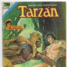 Tebeos: TARZAN # 3-128 NOVARO 1981 AVESTRUZ LA MARCA DEL LEOPARDO BUEN ESTADO. Lote 44231140