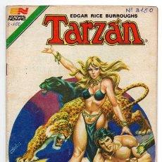 Tebeos: TARZAN # 3-150 NOVARO 1982 AVESTRUZ HAN, LA REINA CRUEL EXCELENTE ESTADO. Lote 44231433