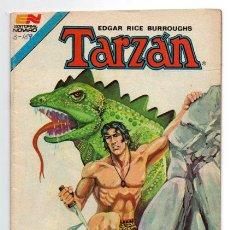 Tebeos: TARZAN # 3-159 NOVARO 1982 AVESTRUZ LOS DIOSES DEL PANTANO EXCELENTE ESTADO. Lote 44231489