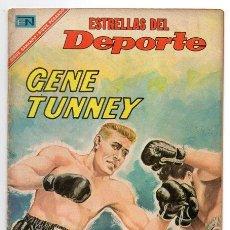 Tebeos: ESTRELLAS DEL DEPORTE # 22 NOVARO 1967 GENE TUNNEY BUEN ESTADO. Lote 44247438