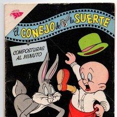 Tebeos: EL CONEJO DE LA SUERTE # 151 NOVARO 1962 ELMER GRUÑON MUY BUEN ESTADO. Lote 44396137