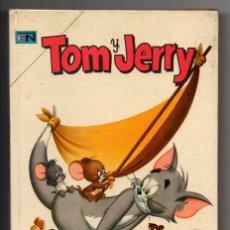 Tebeos: TOM Y JERRY ESPECIAL 256 PAG NOVARO 1967 PAJARO LOCO GUFI ZORRO FILOSO EXCELENTE. Lote 44396196