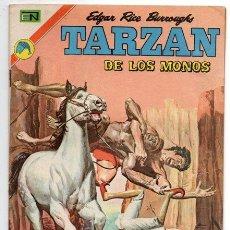 Tebeos: TARZAN # 319 NOVARO 1972 LA MALDICION DEL MAGO DE LA MONTAÑA MUY BUEN ESTADO. Lote 44460640