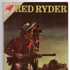 Tebeos: RED RYDER # 39 - POR FRED HARMAN - NOVARO (SEA) 1958 EXCELENTE ESTADO. Lote 33742428