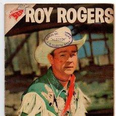 Tebeos: ROY ROGERS # 64 NOVARO 1957 LA CARAVANA BUEN ESTADO. Lote 45110884