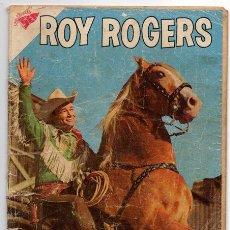 Tebeos: ROY ROGERS # 89 NOVARO 1960 LA MONTAÑA BUEN ESTADO. Lote 44741227
