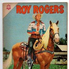 Tebeos: ROY ROGERS # 152 NOVARO 1965 OVEJA DESCARRIADA MUY BUEN ESTADO. Lote 44745567