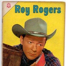 Tebeos: ROY ROGERS # 156 TIGRE EL GUARDIAN DE LA CUEVA NOVARO 1965 BUEN ESTADO. Lote 44747669
