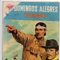 Tebeos: DOMINGOS ALEGRES # 246 TORO & PINTO NOVARO 1958 MUY BUEN ESTADO. Lote 44804972