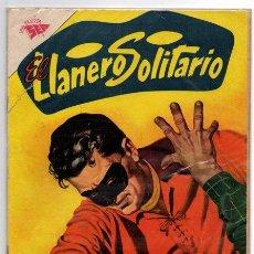 Tebeos: LLANERO SOLITARIO # 109 NOVARO 1962 MALEANTES DE UNIFORME BUEN ESTADO. Lote 44862617
