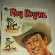 Tebeos: ROY ROGERS N.9 1952 EMSA. SEA NOVARO MUY BUEN ESTADO. Lote 44970089