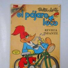 Tebeos: EL PAJARO LOCO. WALTER LANTZ. Nº 446. NOVARO. REVISTA INFANTIL. TDKC4. Lote 45036909