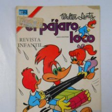 Tebeos: EL PAJARO LOCO. WALTER LANTZ. Nº 447. NOVARO. REVISTA INFANTIL. TDKC4. Lote 45039257