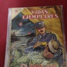 BDs: VIDAS EJEMPLARES NUMERO 61 BUEN ESTADO REF.13. Lote 45113776
