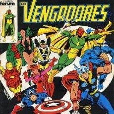 Tebeos: NUMERO 1 DE COMICS FORUM VENGADORES . Lote 45136055