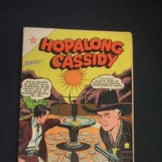 Tebeos: HOPALONG CASSIDY - Nº 32 - ENERO 1957 - NOVARO - . Lote 45168706