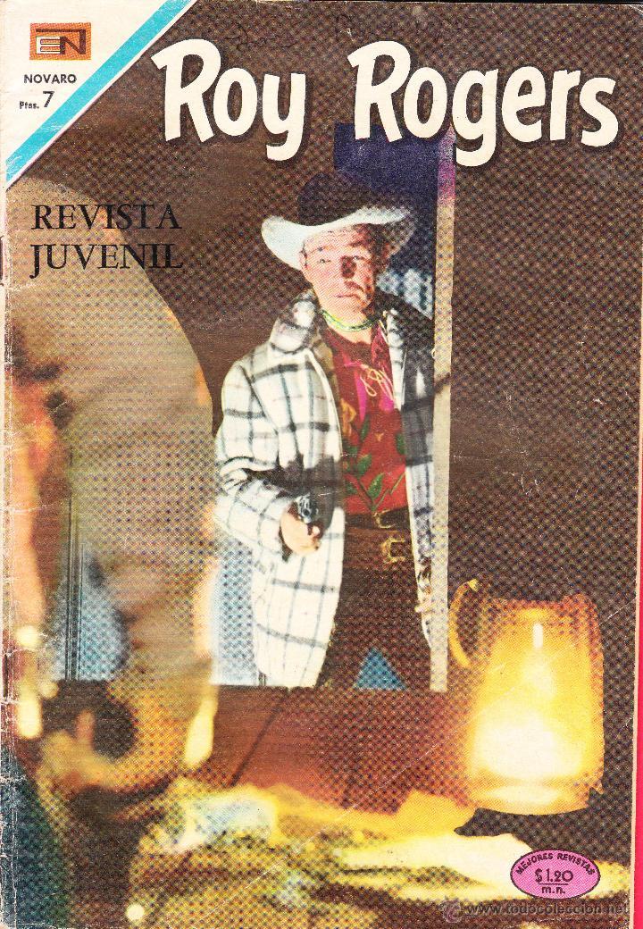 ROY ROGERS. AÑO XVIII. 1970. (Tebeos y Comics - Novaro - Roy Roger)