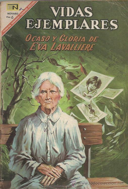 Tebeos: OCASO Y GLORIA DE EVA LAVALLIERE - Foto 3 - 27413486