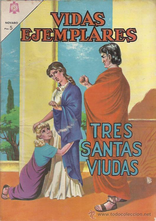 Tebeos: TRES SANTAS VIUDAS - Foto 4 - 27413486