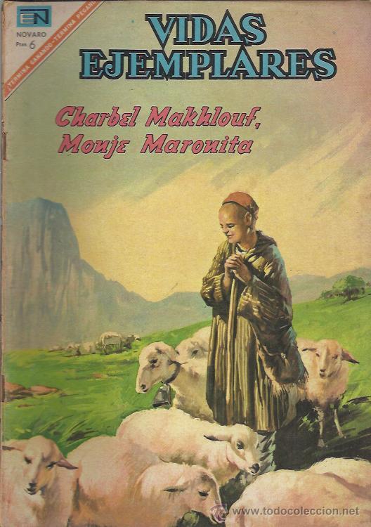 Tebeos: CHARBEL MAKHLOUF, MONJE MARONITA - Foto 5 - 27413486